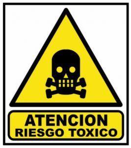 hollín tóxico